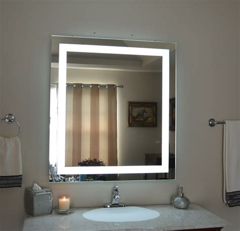 lighted vanity mirrors make up wall mounted 36 quot wide x