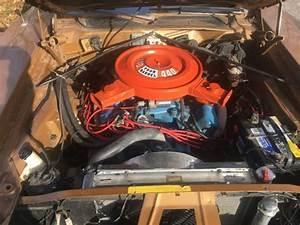 1972 Dodge Charger Se - 440 Magnum