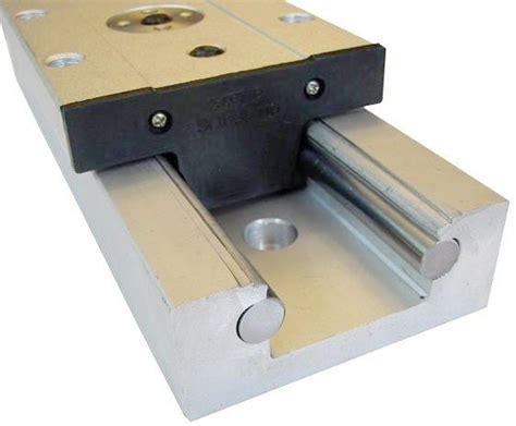 fa sgr  series heavy duty linear bearing  rails