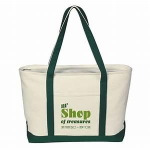 24 oz XXL Boat Bag w. Top Zip. – Rapid Silk Screen Printing