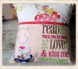 Baby Nursery Bedding Uk by Story Time Book Pocket Pillow Girls Fairy Themed Cushion