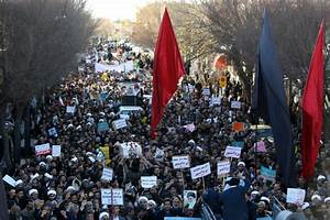Iran blames CIA official for anti-government protests, U.S ...