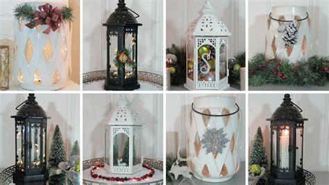 christmas lantern decorating ideas lantern lookbook