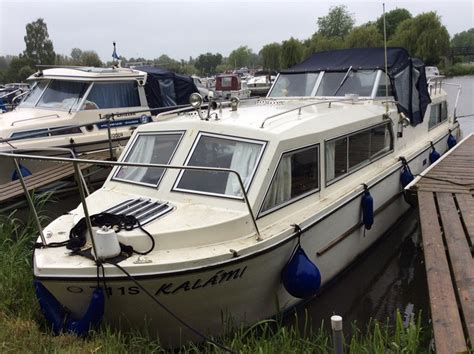 Viking Boats For Sale Uk by Viking 32 Aft Cabin Boat For Sale Quot Kalami Quot At Jones Boatyard