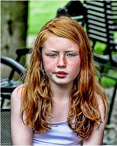 Irish girl - People & Portrait Photos - Tomek's Photoblog