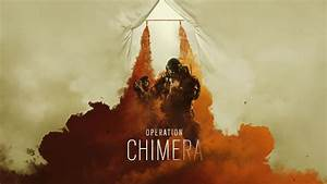 Free Rainbow Six Siege Operation Chimera ChromeBook Wallpaper Ready For Download