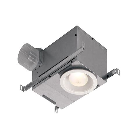 Home Depot Bathroom Exhaust Fan by 70 Cfm Ceiling Bathroom Exhaust Fan With Light Energy