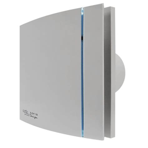 bath fan with humidistat bathroom extractor fan envirovent silent design sildes100hts