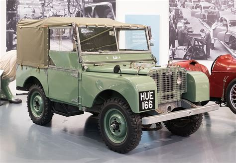 Land Rover by Land Rover Series