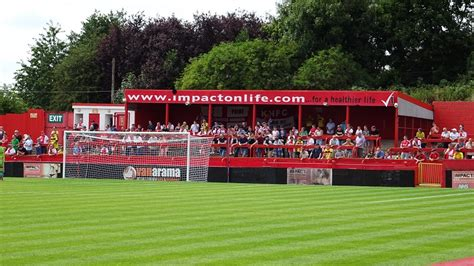 #SpotYourself at Alfreton - Official Website of the ...