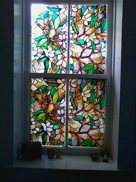Artscape Magnolia Decorative Window by Magnolia Window 24 By 36 Inch Home