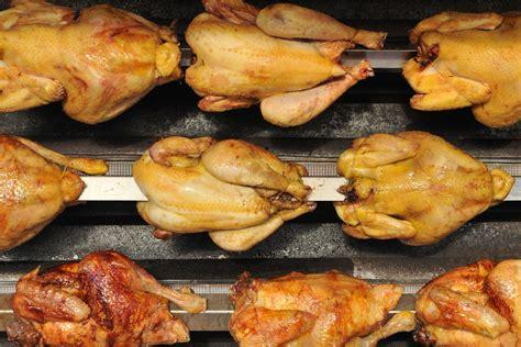 cuisiner roti de boeuf nos poulets fermiers rôtis au tourne broche la moutonnerie