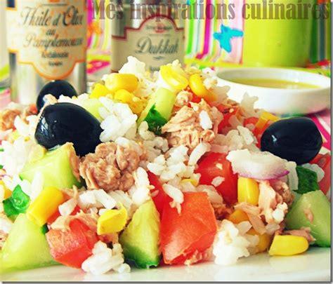cuisine salade de riz salade de riz facile le cuisine de samar