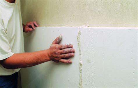 Innendaemmung Mit Kalziumsilikatplatten by Innend 228 Mmung Mit Kalziumsilikatplatten Bauhandwerk
