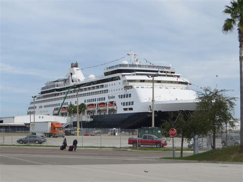 Navigating the Tampa Cruise Port: Getting There, Parking