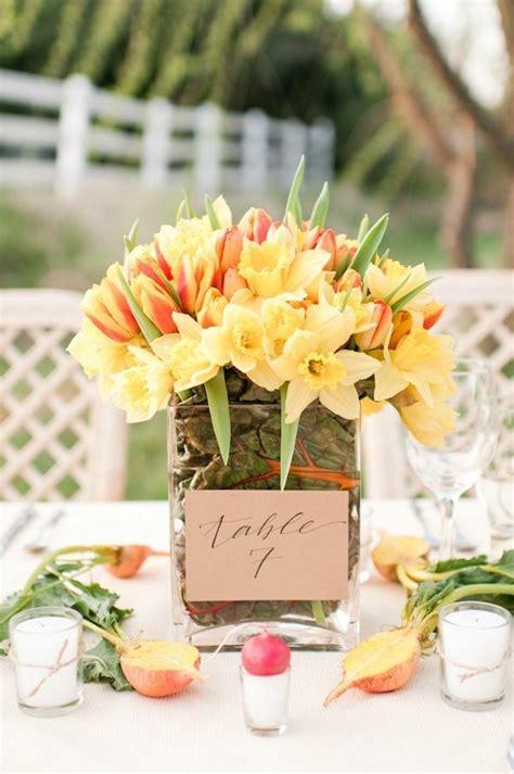 centre de table mariage en  idee de decoration