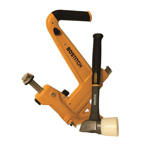 Hardwood Flooring Nailer Vs Stapler by Stanley Flooring Cleat Nailer L Type
