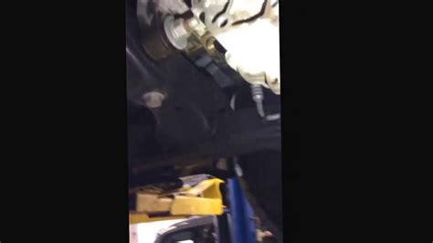 gmc acadia leaking power steering rack youtube