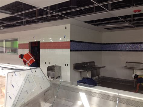 Bedrosian Tile Las Vegas by Ceramic Tile Wall Installation By Flamingo Tile Flamingo
