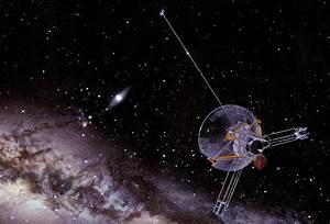 Pioneer 11 - Space Exploration - Interstellar Probes
