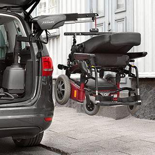 elevateur pour fauteuil roulant handicat