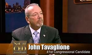 California's 41st Congressional Candidate John Tavaglione ...