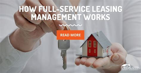 service leasing how service leasing management works