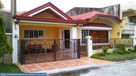 Philippines Simple Bungalow House Plans Bungalow House