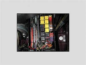 How Many Fuse Boxes Are There In Merceseds S500 And Where
