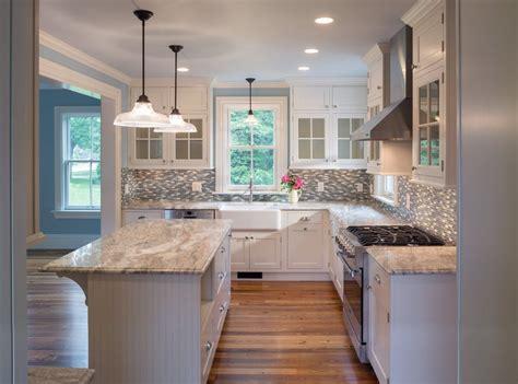 ikea kitchen faucets salinas white granite kitchen farmhouse with wood floor