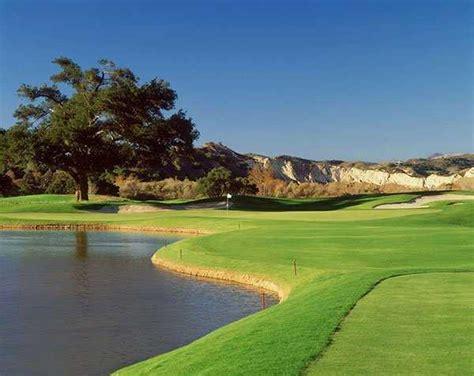 Rancho San Marcos Golf Course In Santa Barbara