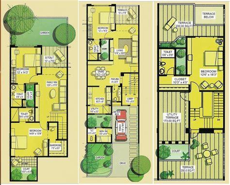 photo of row houses floor plans ideas purple cloud 9 in kondhwa pune buy villa