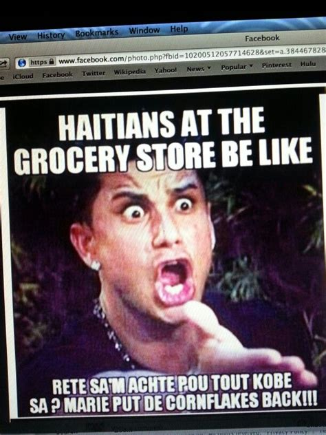 Haitian Memes - 1000 images about haitian be like on pinterest very funny proverbs quotes and jokes