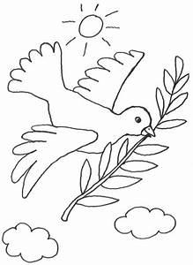 Arche Noah Basteln : kostenlose malvorlage szenen aus der bibel friedenssymbol taube mit lzweig zum ausmalen ~ Yasmunasinghe.com Haus und Dekorationen