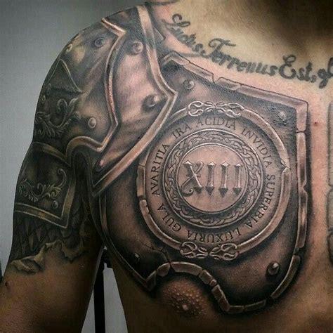 armor tattoo ideas  pinterest shoulder armor