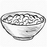 Serveware sketch template