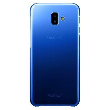 official samsung galaxy   gradation cover case blue