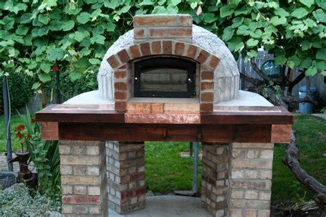 forno pizza da terrazzo costruire un forno a legna accessori da esterno come
