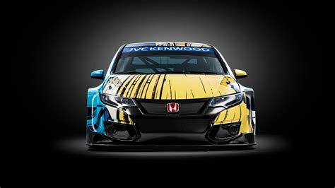 Honda Civic Wtcc Wallpaper