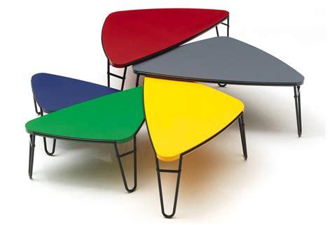 bureau d angles tables basses 519 petalo mobilier intérieurs