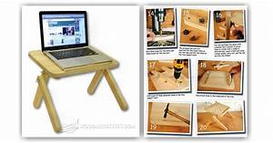 DIY Laptop Tray for Bed • WoodArchivist