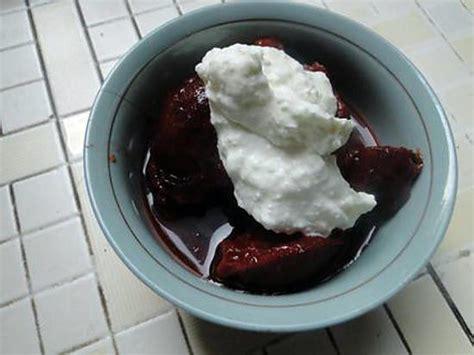 les meilleures recettes de dessert avec prunes