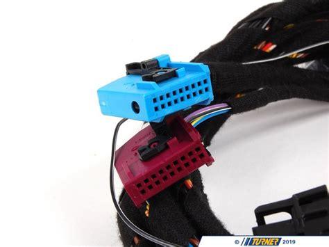 Genuine Bmw Navigation Wiring Harness