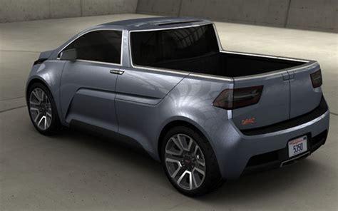 Future Compact Trucks by Look Gmc Granite Compact Truck Concept