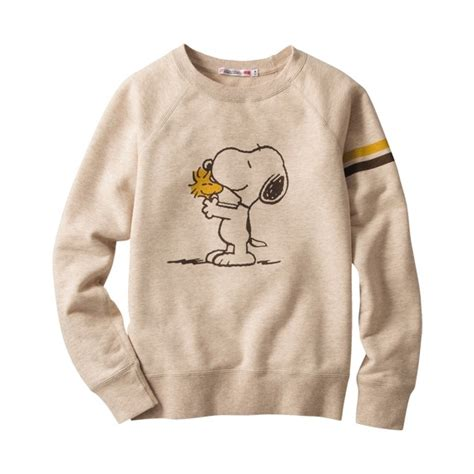 snoopy sweater w snoopy sweat pullover clothing snoopy