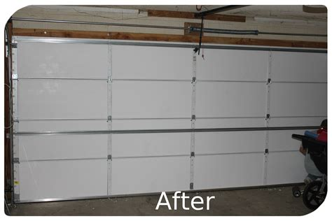 garage door insulation kit menards insulfoam installation