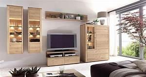 Wohnzimmer Mbel Eiche Raum Und Mbeldesign Inspiration