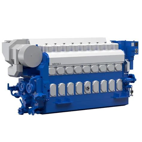 operational strategy wärtsilä 20 diesel engine