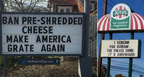 hilarious signs      part
