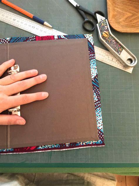 recouvrir un canapé avec du tissu t u t o recouvrir un classeur avec du wax choices